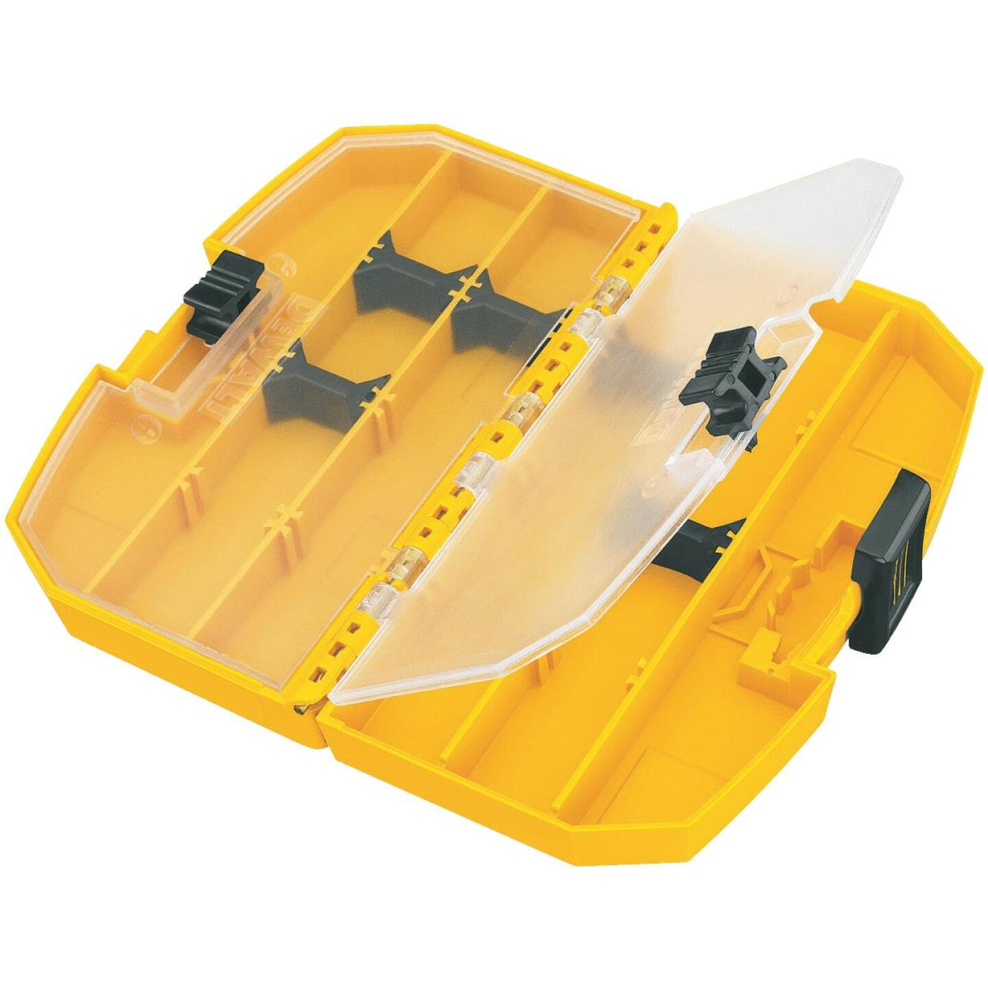 DeWalt Medium Size Tough Case+ Plastic Bit Case Image 1