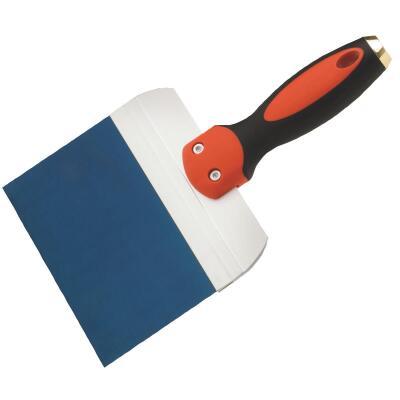 Do it Best 6 In. Ergo Blue Steel Taping Knife